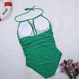 Сдельный купальник с утяжкой, фото 3