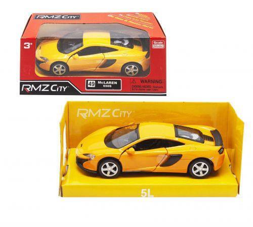 """Машинка """"McLaren 650 S"""", оранжевый 554992, фото 2"""