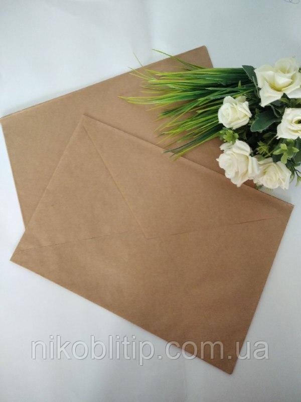 Крафт конверт А4