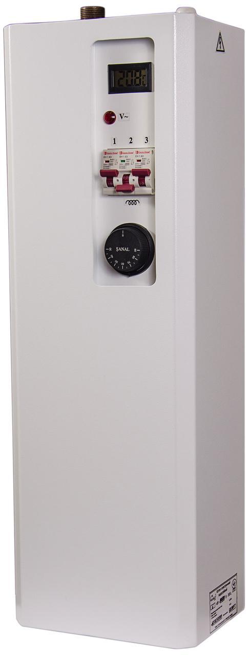 Электрический котел WARMLY CLASSIK-M 15 кВт 220/380V (WCSM-15Т)