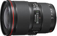 Объектив Canon EF 16-35mm f/4L IS USM, 9518B005