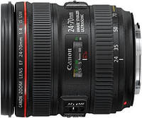 Объектив Canon EF 24-70mm f/4.0L IS USM, 6313B005