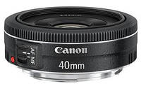 Объектив Canon EF 40mm f/2.8 STM, 6310B005