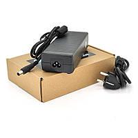 Блок питания MERLION для ноутбукa HP 18.5V 6.5A (120 Вт) штекер 7.4*5.0мм, длина 0,9м + кабель питания
