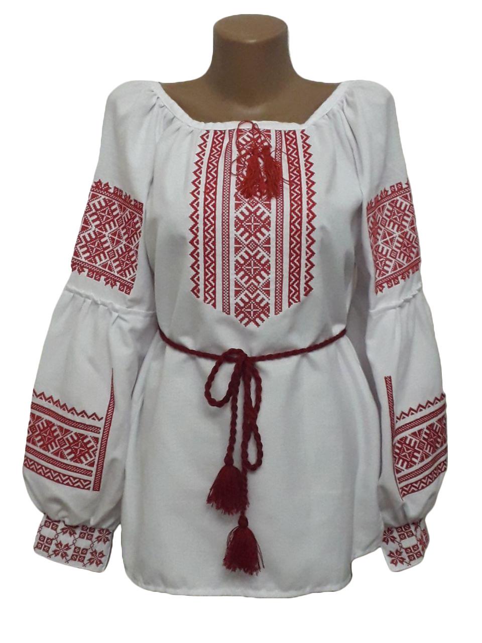 """Женская вышитая рубашка """"Тейлор"""" BN-0004"""