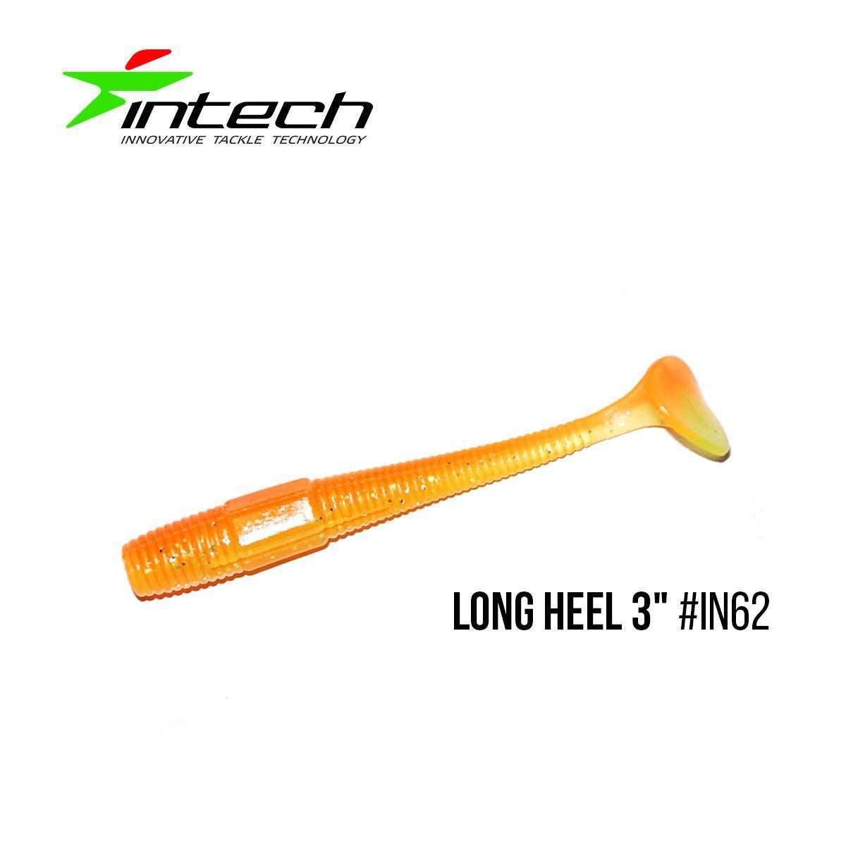 """.Приманка Intech Long Heel 3 ""(8 шт) (IN62)"