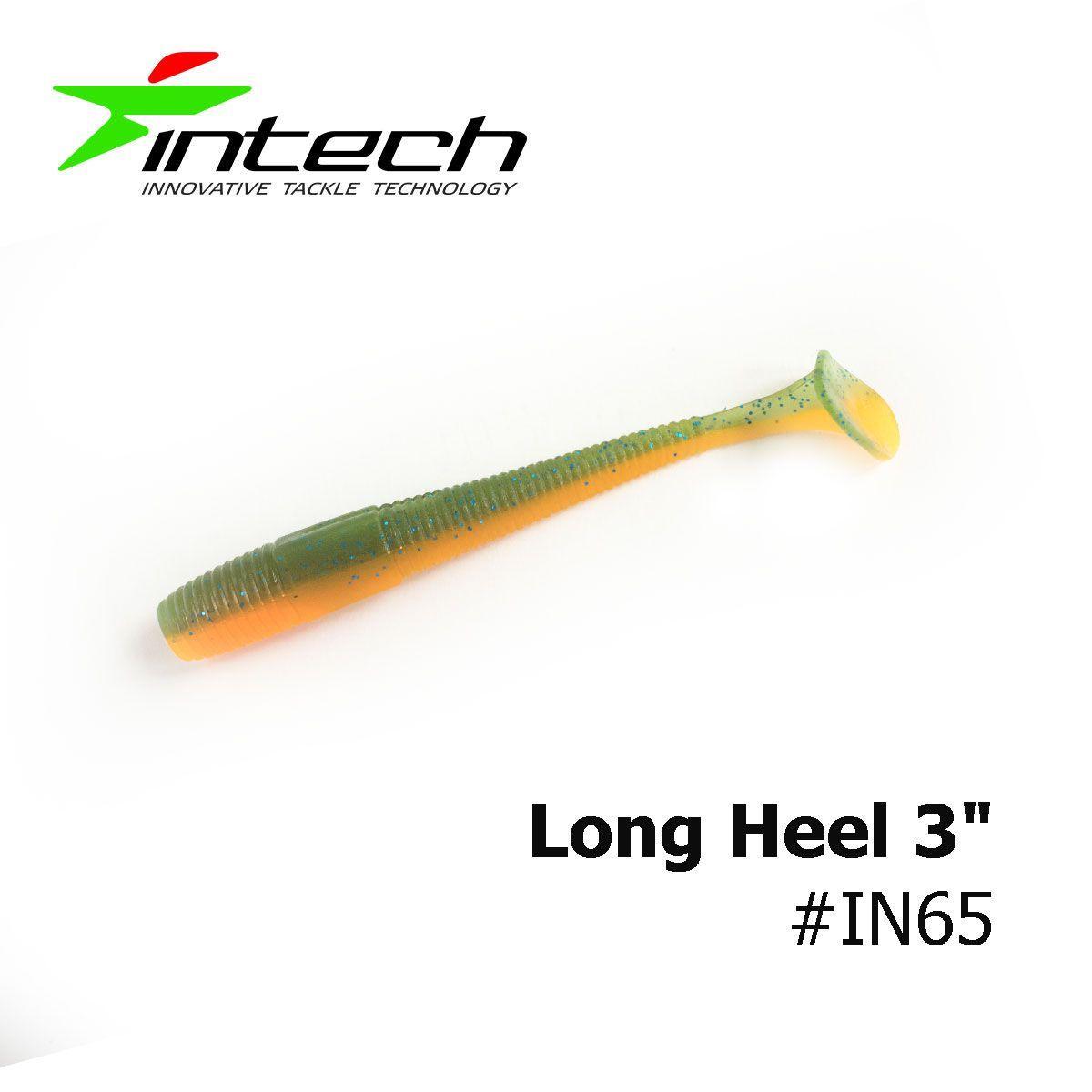 """.Приманка Intech Long Heel 3 ""(8 шт) (IN65)"