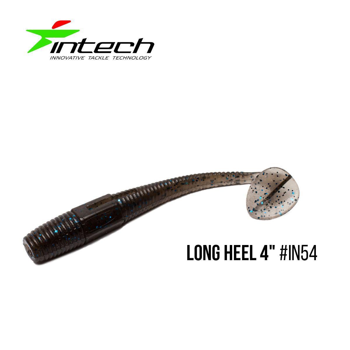 """.Приманка Intech Long Heel 4""(6 шт) (IN51)"