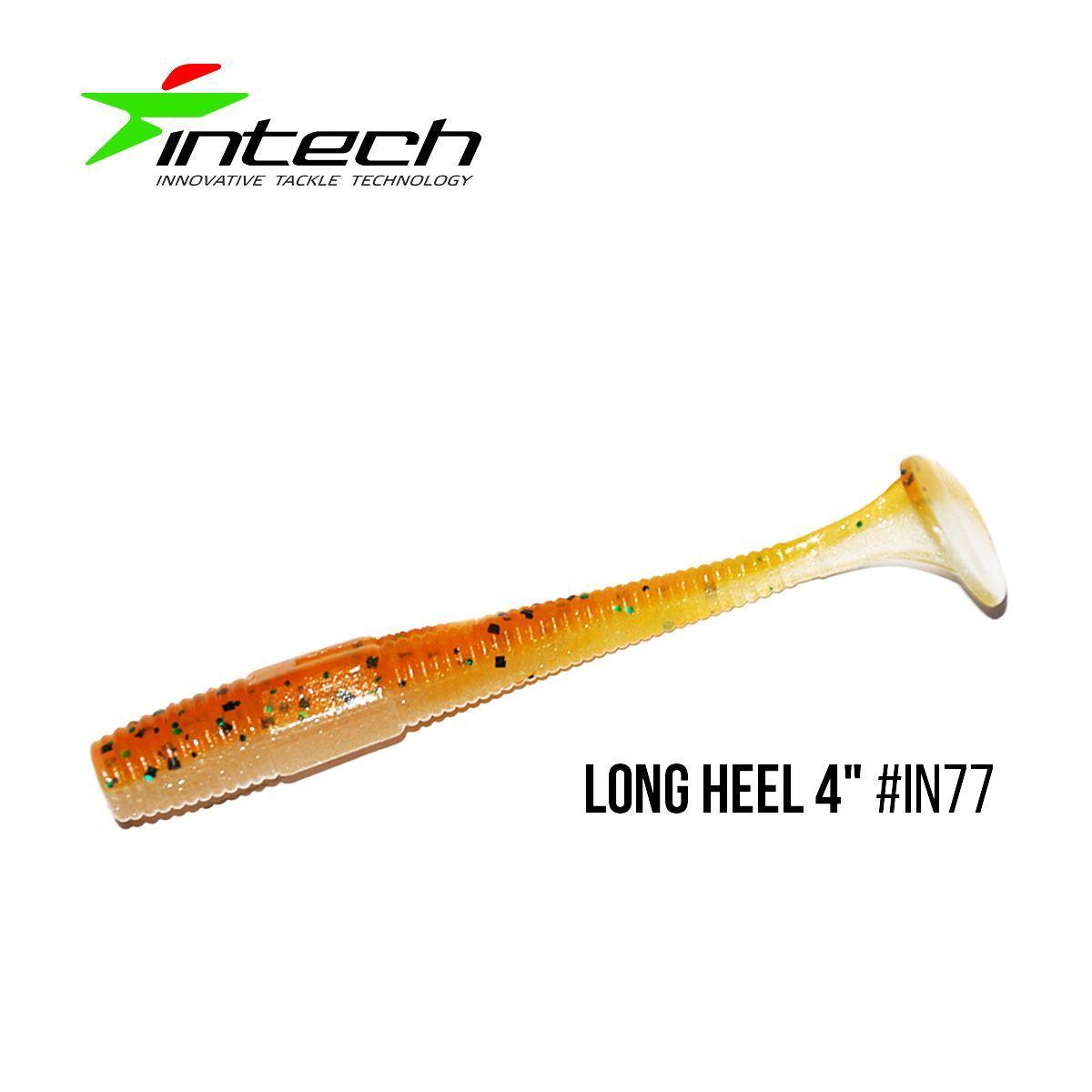 """.Приманка Intech Long Heel 4""(6 шт) (IN77)"