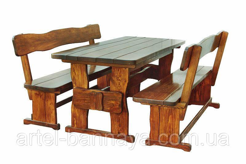 Деревянная мебель для ресторанов, баров, кафе в Геническе от производителя