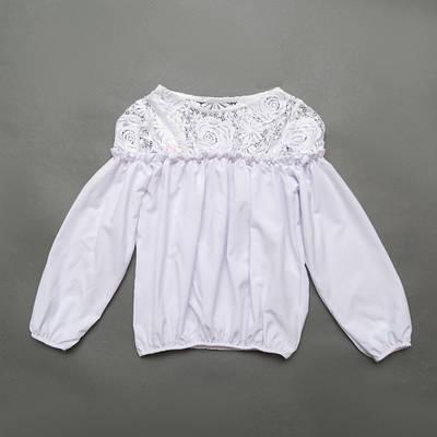 Блузки, рубашки для девочек