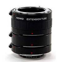 Набор удлинительных колец Kenko DG EXTENSION TUBE для Nikon AF, 089997
