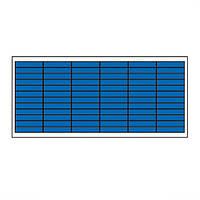 Cолнечная батарея 65Вт поликристалическая AX-65P AXIOMA energy 10.1091