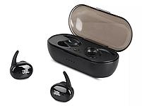 Беспроводные Bluetooth наушники JBL TWS-4, блютуз гарнитура с зарядным кейсом, фото 7