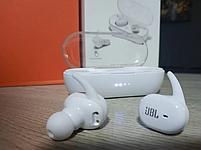 Беспроводные Bluetooth наушники JBL TWS-4, блютуз гарнитура с зарядным кейсом, фото 8