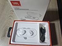 Беспроводные Bluetooth наушники JBL TWS-4, блютуз гарнитура с зарядным кейсом, фото 10
