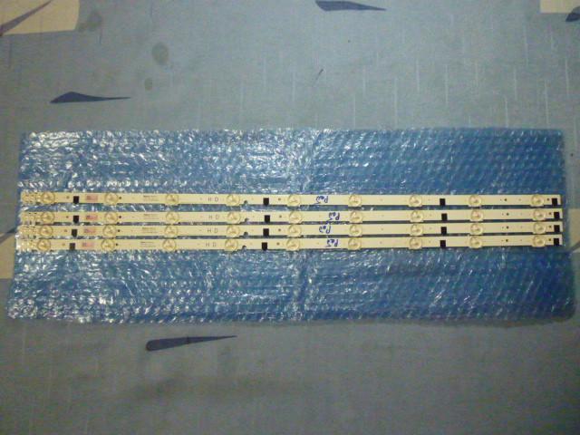 """Светодиодные LED-линейки 2013SVS32H 9 REV1.8 130103 (матрица 32"""" Samsung)."""