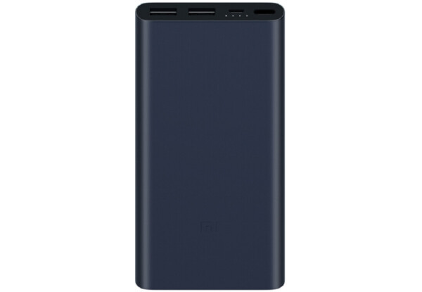 Power Bank Xiaomi Mi 2S 10000mAh (VXN4230CN) Black Витрина