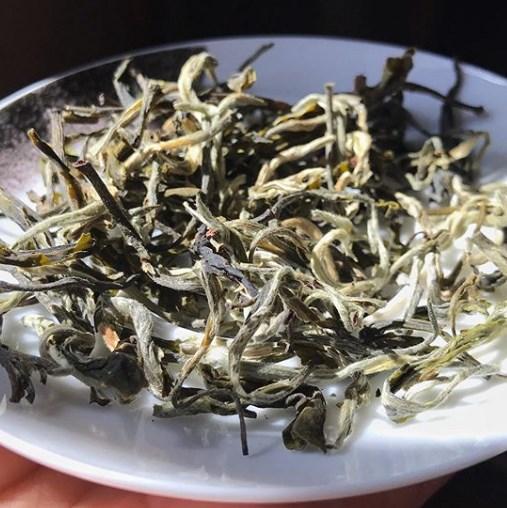 Китайский зелёный чай Цуй Мин