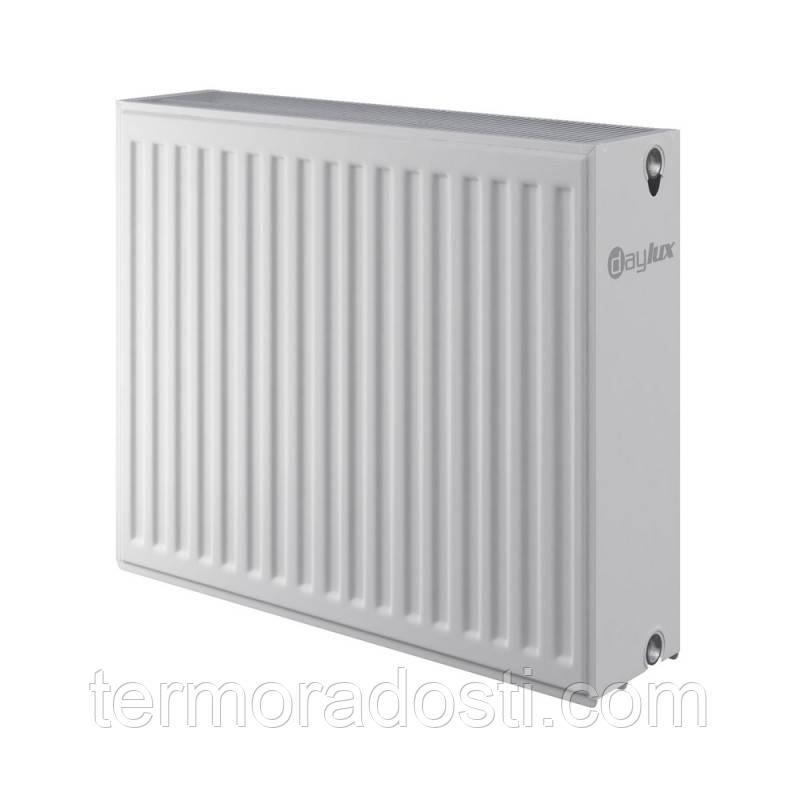Радиатор стальной Daylux 33-К 500х500 боковое подключение