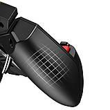 Беспроводной геймпад триггер для смартфонов Union PUBG Mobile AK77 с вентилятором и аккумулятором на 4000 mAh, фото 8