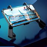 Беспроводной геймпад триггер для смартфонов Union PUBG Mobile Н8 transformer, фото 6