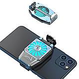 Портативный кулер-вентилятор для смартфона с аккумулятором Sandy Union PUBG Mobile Н15, фото 2