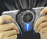 Sundy Универсальный портативный игровой радиатор-вентилятор для смартфона Sundy Union PUBG Mobile DL01, фото 8