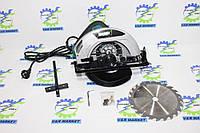 Пила дисковая ручная настольная циркулярная EURO CRAFT CS214 1800 Вт