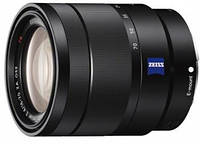Объектив Sony 16-70mm, f/4 OSS Carl Zeiss для камер NEX, SEL1670Z.AE