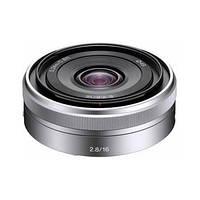 Объектив Sony 16mm, f/2.8 для камер NEX, SEL16F28.AE