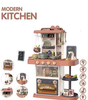 Кухня 889-184 43 предмета, підсвічування, звук Гарантія якості. Швидка доставка.