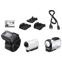 Цифр. видеокамера экстрим Sony HDR-AZ1 c пультом д/у RM-LVR2, HDRAZ1VR.CEN