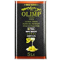 Масло Olive Extra Virgin oil 5 л Olimp ж/б