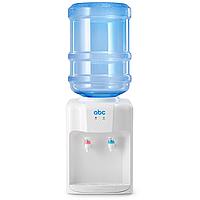 Кулер для води ABC D270E White з нагрівом і охолодженням