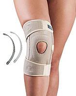 Бандаж на колено с открытым кольцом