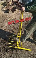 Лопата рыхлитель металлическая
