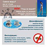 Альгекс ТОП (концентрат) препарат для очистки от водорослей Kerex 80015 , 1 л, Венгрия, фото 6