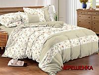 """Семейный набор хлопкового постельного белья из Бязи """"Gold"""" №157300 Черешенка"""