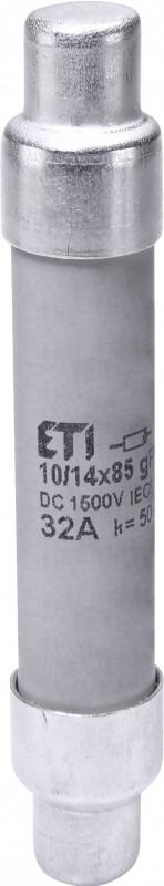 Запобіжник CH 10/14x85 gPV 30A 1500V (50kA)