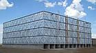 Модульная емк. для хранения жид. KVANT ALFA оцинк.ст.1,5мм (1260л) ШГВ(1080х1080х1080), фото 3