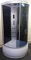 Гидробокс GM 428 SV 90х90х42 тонированное стекло, глубокий поддон