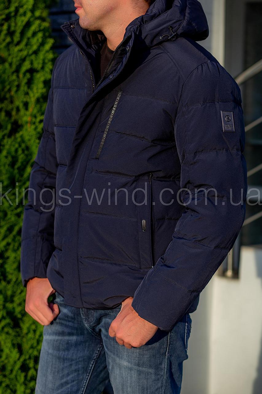 Зимняя мужская куртка Kings Wind W36