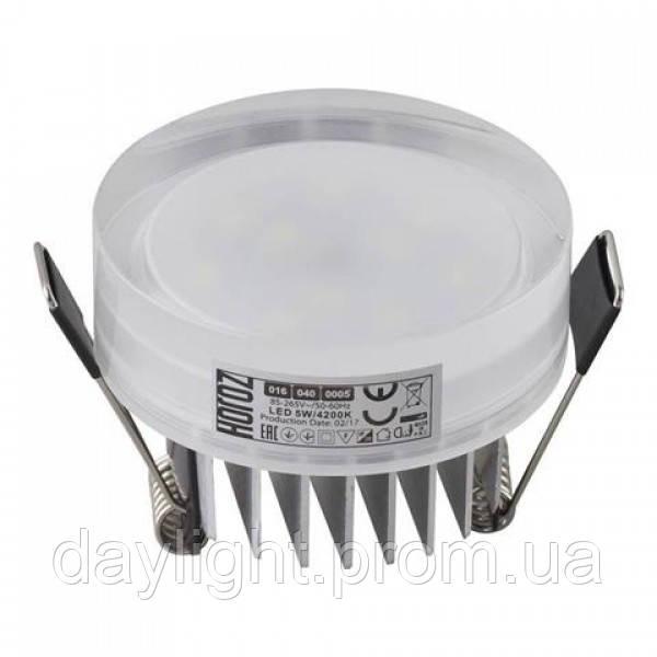 Светодиодный светильник   VALERIA-5  5W