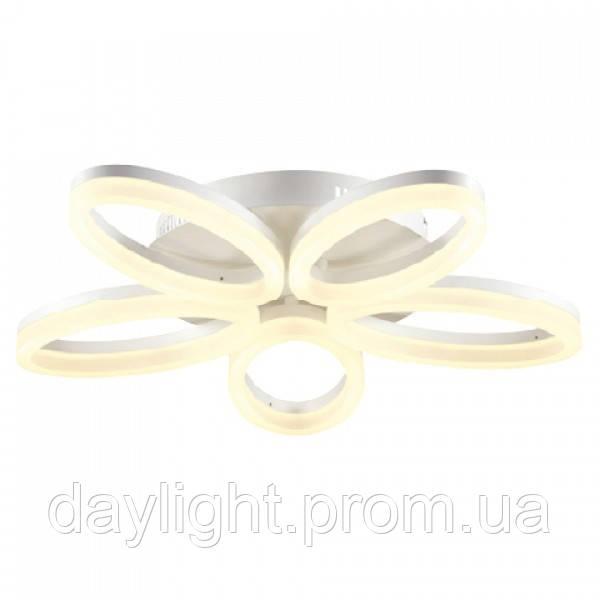 Светодиодная люстра AVANGARD-40 40W белая