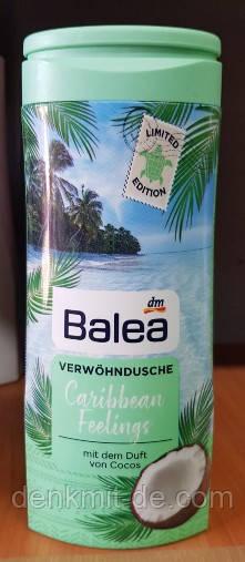 Гель для душа Balea Caribbean Feelings, 300 мл