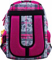 Рюкзак школьный ортопедический в 1-3 класс для девочки Winner One 1705, фото 2