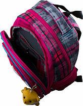 Рюкзак школьный ортопедический в 1-3 класс для девочки Winner One 1705, фото 3