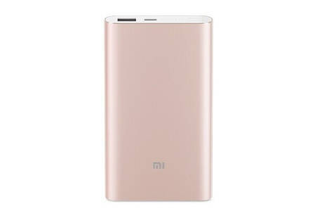 Power Bank Xiaomi Mi Pro 10000mAh (VXN4218US) Gold Витрина, фото 2