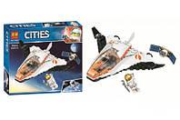 """Конструктор BRICK 11382 CITIES """"Місія з ремонту супутника"""" 90 деталей (аналог Lego 60224), фото 1"""